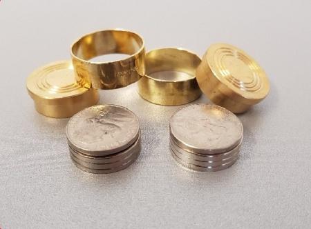 Münzen Verschwinden Lassen